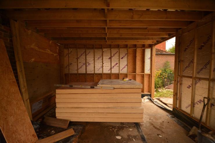20140815 Extension Interior