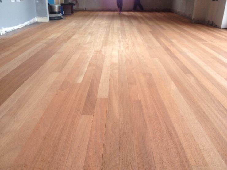 20141109 Sanded Floor