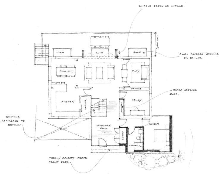 Stage C G Floor